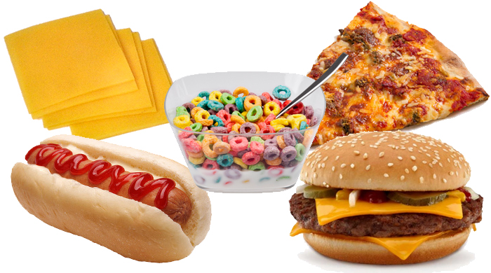 Processed foods contain inflammatory PAMPs.