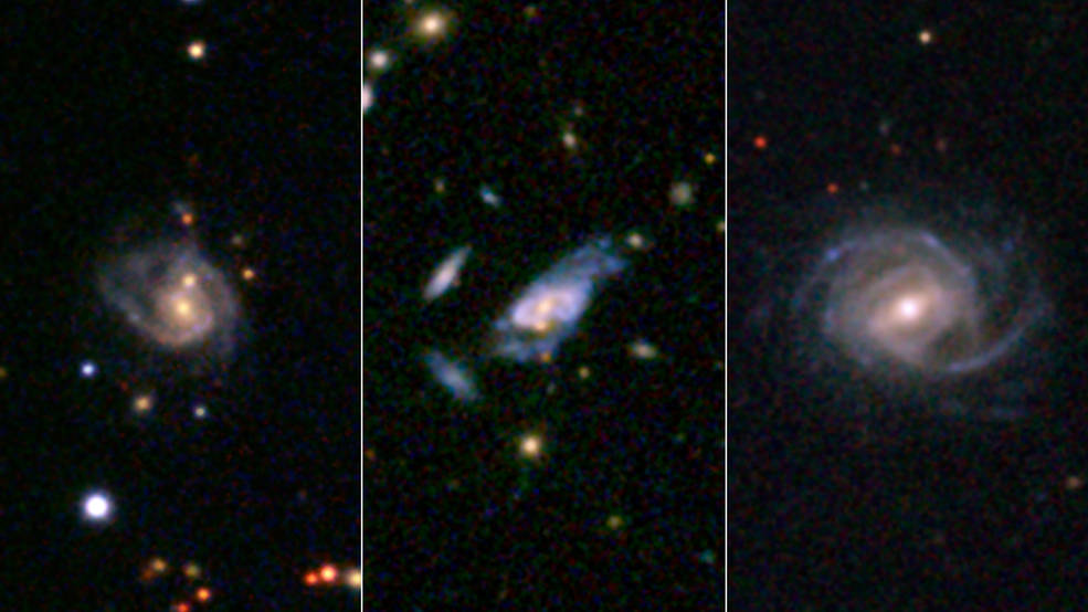 "Astronomers are now classifying some galaxies as ""Super Spirals."""