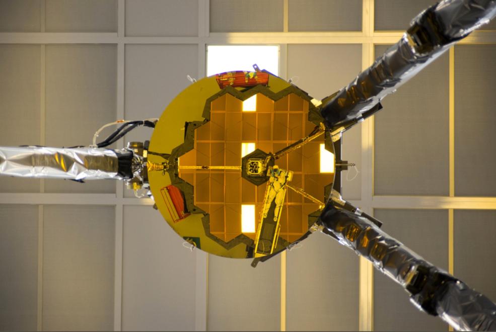 James Webb Space Telescope's latest test was a lot like taking a selfie.
