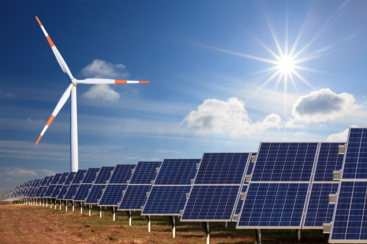 Already California obtains almost one-third of its electricity from renewable energies. Photo: Vox