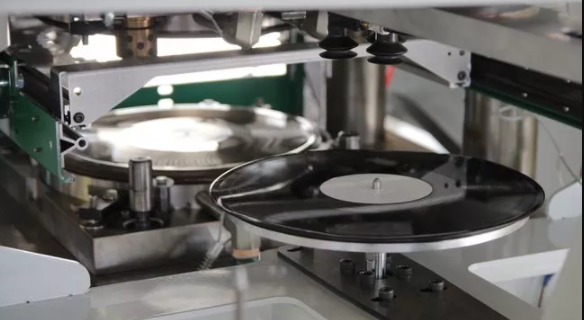 Viryl Tech Warm Tone Press, credit: Viryl Tech