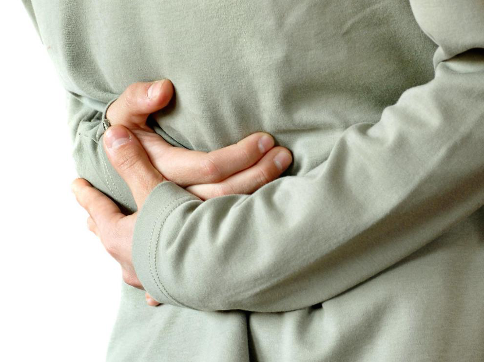 C. difficile infection causes severe colitis and diarrhea.