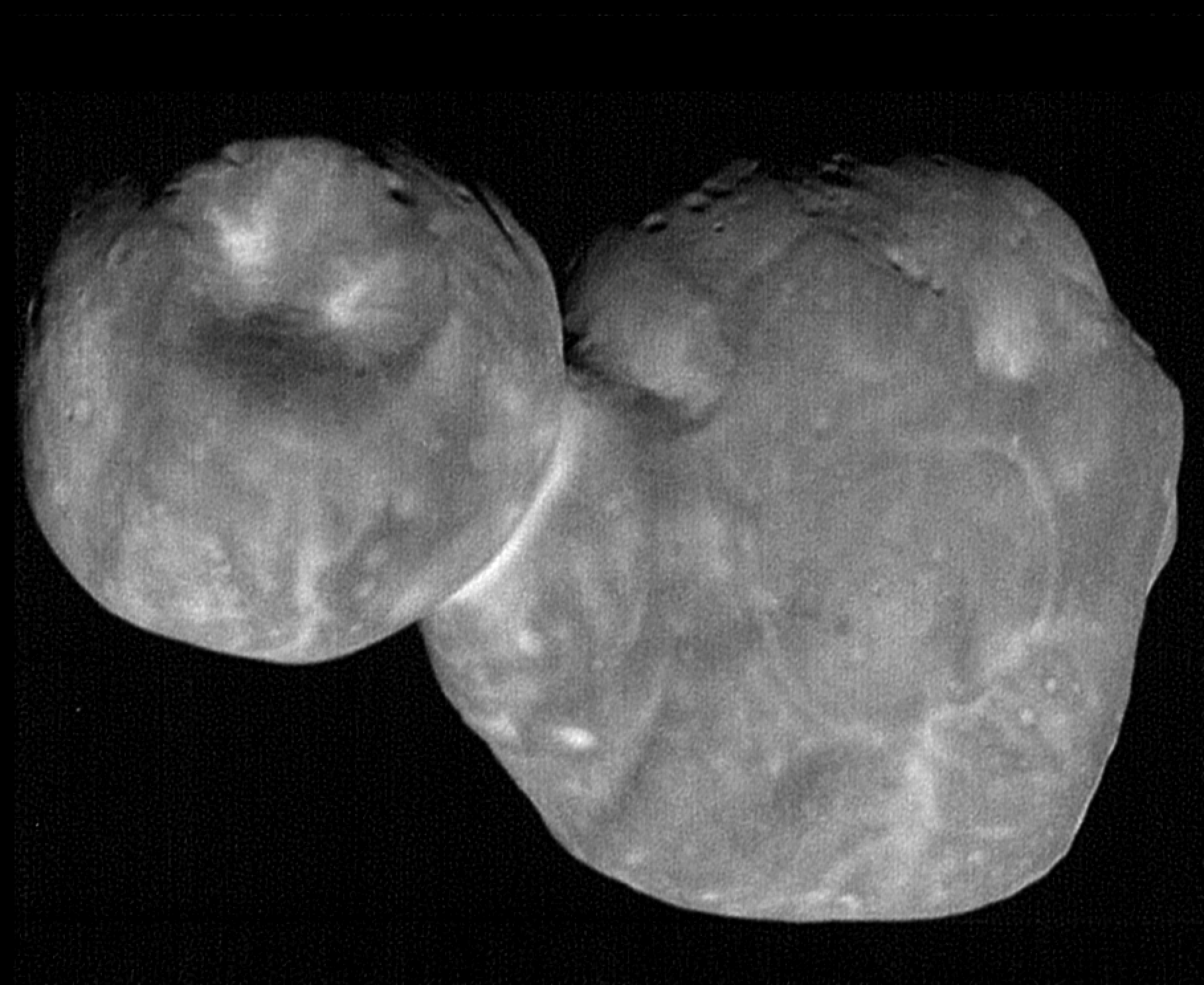 NASA's latest Ultima Thule images display the KBO at its highest resolution yet.