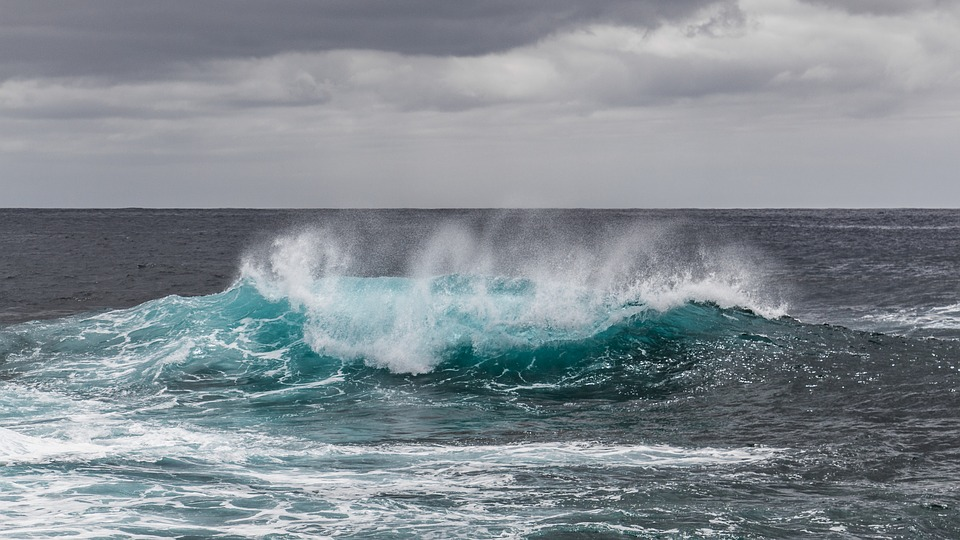 Researchers find methane-eating microorganisms in a 1 million sqaure kilometer region of the Pacific ocean. Photo: Pixabay