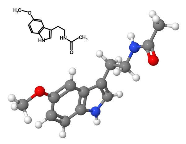 Melatonin may influence multiple sclerosis activity.
