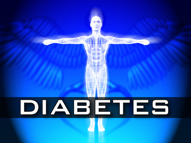 Study links diabetes to protein tangles.